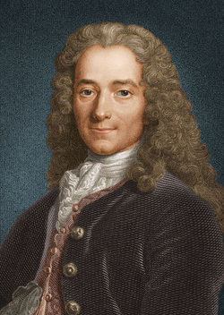 a biography of voltaire francois marie arouet a french filosopher Voltaire (born françois-marie arouet) was a writer and philosopher in france in the 1700s at this time in europe, popular thought was undergoing drastic changes at this time in europe, popular.